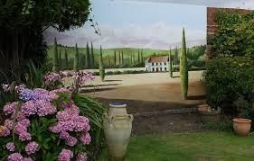 garden mural jess arthur mural artist