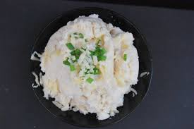 Do Ahead Mashed Potatoes For Thanksgiving Thanksgiving Time Saver Cheddar And Chive Make Ahead Mashed