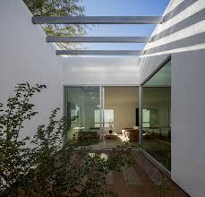 hk associates inc architecture design journal courtyards