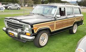1991 jeep grand 1991 jeep grand wagoneer values hagerty valuation tool