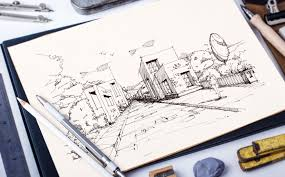 Gifts For An Architect Published Sketch Like An Architect Step By Step From Lines To