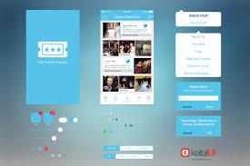 iphone design kit