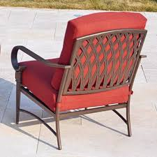 Outdoor Metal Furniture by Outdoor Sofa And Table Outdoorlivingdecor