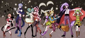 vocaloid halloween monster party night vocaloid 327957 zerochan vocaloid pinterest vocaloid and