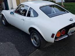 1970 opel 4 door daily turismo cool runner 1970 opel gt