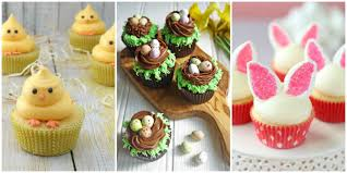 Easter Cake Decorations 21 Cute Easter Cupcakes Easy Ideas For Easter Cupcake Recipes