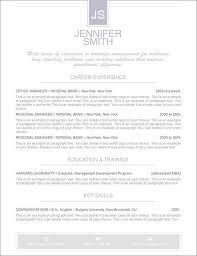 Reverse Chronological Resume Example by Download Elegant Resume Template Haadyaooverbayresort Com