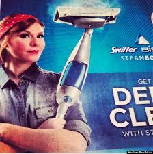 Rosie The Riveter Meme - swiffer says it will remove rosie the riveter images from its ads