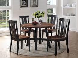 oaks goodman 5 piece dining set u0026 reviews wayfair