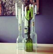 Green Interior Design Products by 20 Modern Ideas To Recycle Glass Bottles For Interior Decorating