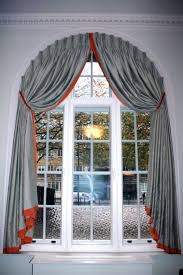 Curtains For Windows With Arches Window Curtains Pictures Of Curtains For Windows With