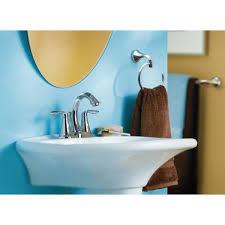 moen bathroom faucet finishes
