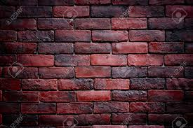 home design dark red brick wall background contemporary compact