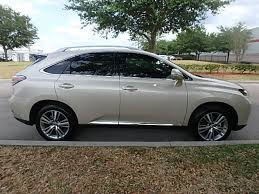 used lexus rs 350 2015 used lexus rx 350 fwd 4dr at central florida toyota serving