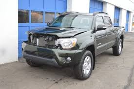 wrecked toyota trucks for sale repairable rebuildable salvage lot drives great project builder