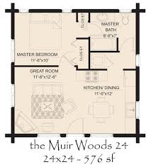 one bedroom cabin floor plans small log house floor plans hickory log home floor plans