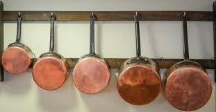 batterie de cuisine en cuivre tout savoir sur les ustensiles de cuisine en cuivre tous les