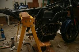 swing arm removal bmw k75 k100 k1 k1100