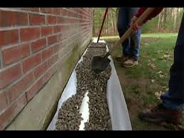 How To Regrade A Backyard Backyard Drainage Solutions This Old House Youtube