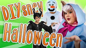 top halloween costumes 2017 top 10 diy disney halloween costumes youtube