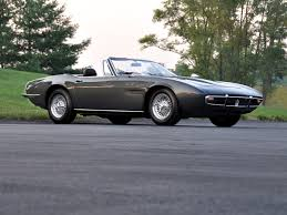classic maserati convertible rm sotheby u0027s 1969 maserati ghibli spyder monterey 2012
