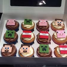 minecraft cupcakes cupcakes