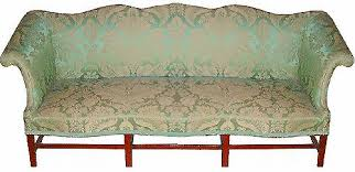 Chippendale Sofa Slipcover by A Nicely Proportioned 18th Century English Chippendale Sofa No