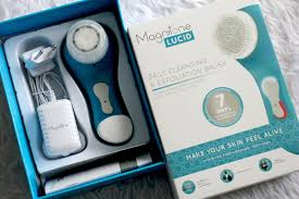 Lucid 2 Magnitone Lucid Cleansing Brush With Exclusive 20 Off Discount