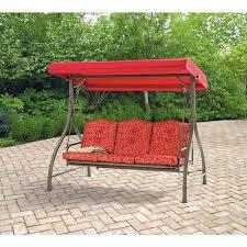 mainstays warner heights converting outdoor swing hammock red