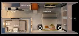 50 STUDIO TYPE SINGLE ROOM HOUSE LAYOUT AND INTERIOR DESIGN  Ideas