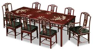 8 Chairs Dining Set 96