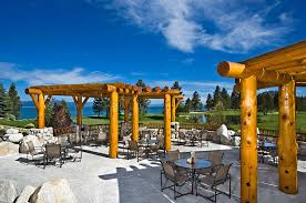 lake tahoe wedding venues wedding venue in lake tahoe with gorgeous outdoor patio