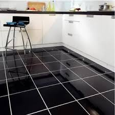 floor high gloss black floor tiles high gloss black tiles for