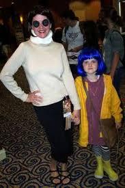 Mother Daughter Halloween Costume Coraline Mother U2014a Mother Daughter Halloween