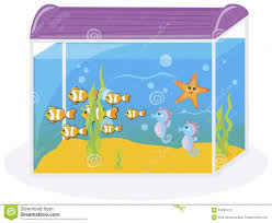 fish tank clipart animated pencil and in color fish tank clipart