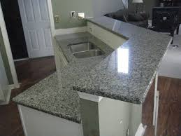 granite countertop kitchen color schemes with painted cabinets