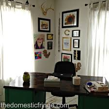 diy home office transformation