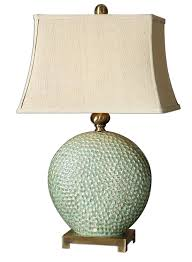 table lamps amazon traditional ceramic table lamps with uttermost 26807 destin lamp