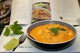 recette cuisine malaisienne recette de laksa de poulet soupe malaisienne la recette facile