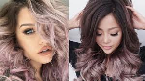 haircolor for forties 2018 exotic hair color ideas youtube