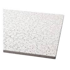 acoustical ceiling tile 24 x24 thickness 5 8 pk16 ceramic