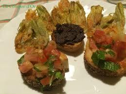 cuisiner les fleurs de courgette fleurs de courgette frites et bruschette la conque d or
