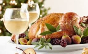 the pairing for turkey dinner reyes winery