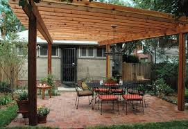 Detached Covered Patio by Pergola Awesome How Much To Build A Pergola How To Build A