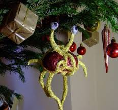 flying spaghetti parmesan be upon him holidazed