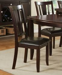 Brown Leather Chairs For Dining Brown Leather Dining Chair Steal A Sofa Furniture Outlet Los