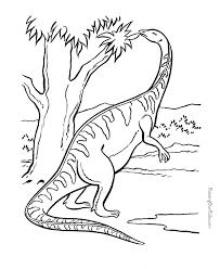 Free Dinosaur Plateosaurus Coloring Sheet Preschool Curriculum