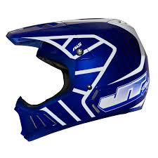 blue motocross helmet 2013 jt racing evolve als 02 motocross helmet dirt box mx