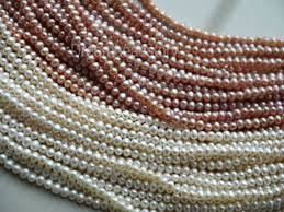 string beads necklace images Freshwater pearls string beads small size pearl beads off etsy jpg
