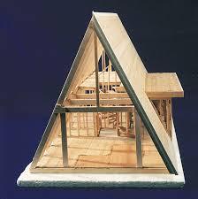 a frame kit house brodhead garrett a frame house framing kit
